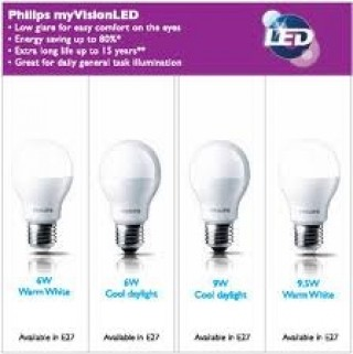 Bóng đèn Led Philips 9W-My Vision