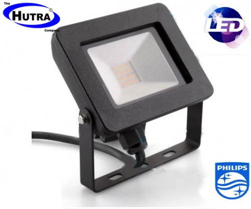 Đèn pha Led Philips Flood light MyGarden 17341 10W 4000K IP65