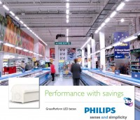 Máng đèn Led Philips